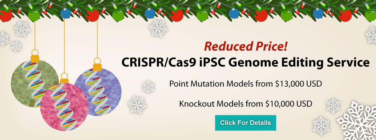 CRISPR iPSC